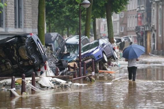 Frank Deboosere: 'In twee dagen tijd is regen gevallen voor hele zomer'