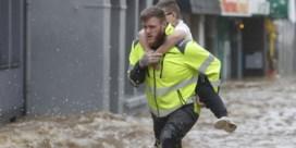 In beeld | Zware regenval en overstromingen in België