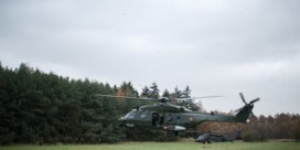 Eerste Search and Rescue-heli in Bierset vertrokken