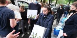 In Brussel wil iedereen geven