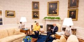 Merkel en Biden raken het niet eens over Russische gaspijplijn