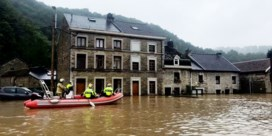 Brandweer in Luik: 'We hebben mensen moeten achterlaten. Soms moet je harde keuzes maken'