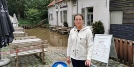 Opkuis na overstromingen kan beginnen in Grimbergse brasserie