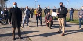 Windmolen krijgt toch vergunning ondanks protest