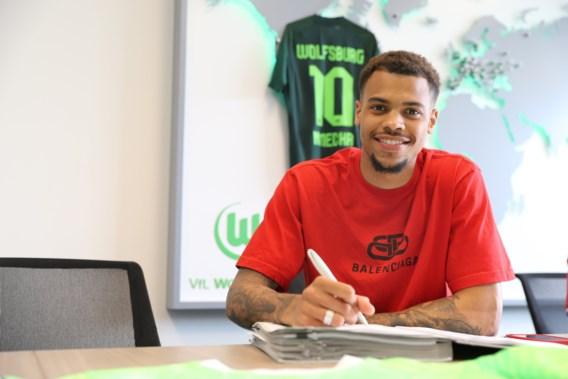 Lukas Nmecha (ex-Anderlecht) verhuist van Mancester City naar Wolfsburg