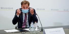 Overlegcomité zonder paniek en zonder versoepelingen
