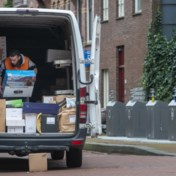 Pakjesbezorgers stapelen parkeerboetes op