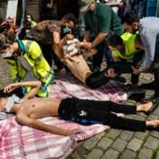 Impasse van hongerstakers blijft duren: bemiddelaar wordt met teleurstelling onthaald bij sans-papiers