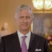 Koning Filip in 21 juli-toespraak: 'Ik vertrouw op onze kracht om op te veren'