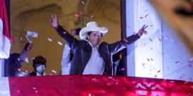 Pedro Castillo wint de betwiste presidentsverkiezingen van Peru