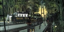 Het meisje en de trein