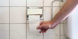 We kochten massaal wc-papier, maar zaten minder op de pot
