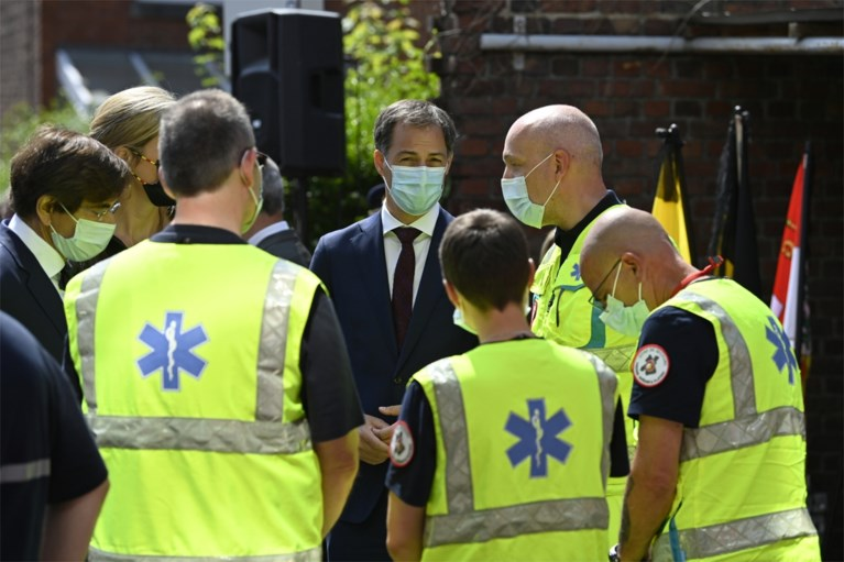 Slachtoffers noodweer herdacht in Verviers
