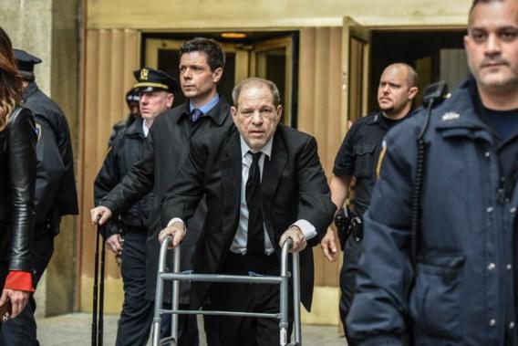 Harvey Weinstein bepleit onschuld in nieuw misbruikproces