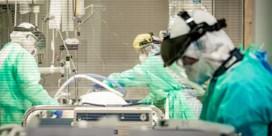 Ziekenhuisopnames blijven licht stijgen