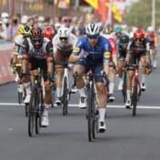 Fabio Jakobsen als eerste over de streep in Zolder in Ronde van Wallonië