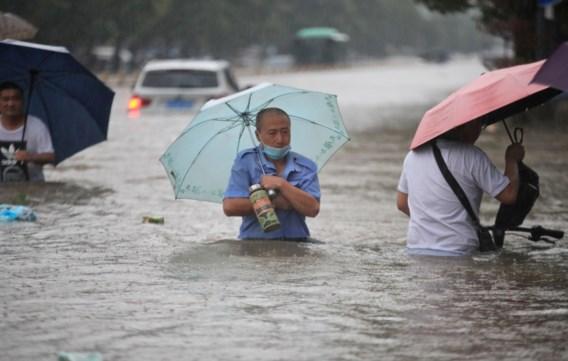 Zware overstromingen dwingen bijna 200.000 Chinezen tot evacuatie