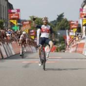 Ronde van Wallonië: indrukwekkende ritwinst en leiderstrui voor jonge Amerikaan Quinn Simmons