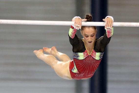 Nina Derwael verovert goud aan brug op Flanders International Team Challenge