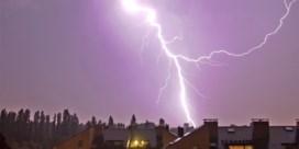 KMI waarschuwt met code oranje voor felle onweersbuien in het oosten van het land