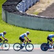 Olympische wegrit heeft veel weg van een juniorenkoers