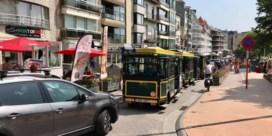 Verkeerschaos in Blankenberge op nationale feestdag