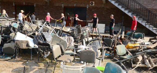 Stort ik geld voor de noodhulp in de overstroomde gemeenten?