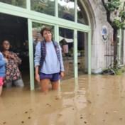 Zeven dagen later is Durbuy weer toeristisch stadje