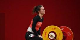 Gewichthefster Nina Sterckx: 'Ik heb gehuild. Van geluk'