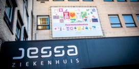 100 corona-besmettingen per dag in Limburg, ziekenhuizen stilaan leeg