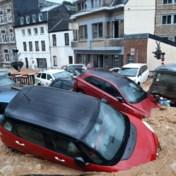 Opnieuw noodweer: auto's drijven door Dinant, huizen ontruimd in Namen