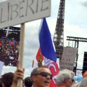 Coronablog | Opnieuw tienduizenden Fransen op straat tegen coronapas