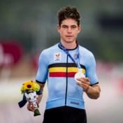 Blog Olympische Spelen | Zilveren Van Aert: 'Dit is toch iets uniek'