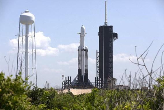 Nasa kiest SpaceX voor missie naar Jupiter-maan