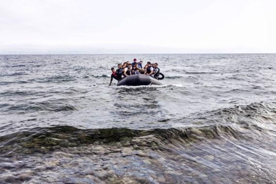 Nog steeds 12 vermisten van gezonken migrantenboot