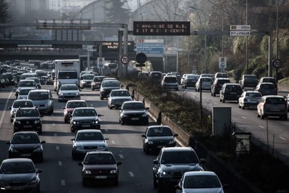 Drukte op Europese wegen piekt door vakantie-uittocht