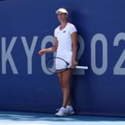 Elise Mertens haalt tweede ronde enkelspel niet op eerste Spelen