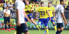 Ook AA Gent kan niet winnen op eerste speeldag, gaat onderuit op het veld van Sint-Truiden