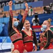 Belgische turnsters naar teamfinale op Spelen, finales voor Nina Derwael (2x) en Jutta Verkest