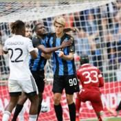 Club Brugge ontsnapt aan nederlaag tegen Eupen na een doelpunt in de 103de minuut