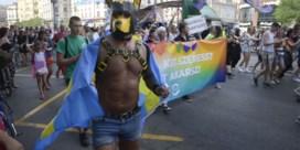 Duizenden deelnemers Budapest Pride protesteren tegen regering-Orban