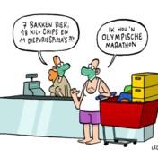 Cartoon van de dag - juli 2021
