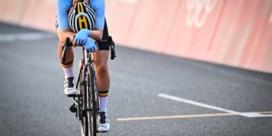 Lotte Kopecky valt net naast het podium in de wegrit, Oostenrijkse Kiesenhofer pakt goud