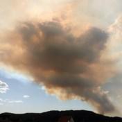 Bosbrand ten westen van Barcelona loopt uit de hand