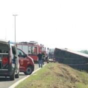 Tien doden bij busongeval in Kroatië