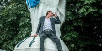 Daan Stuyven: 'Excuseer mevrouw, mag ik u verheerlijken?'