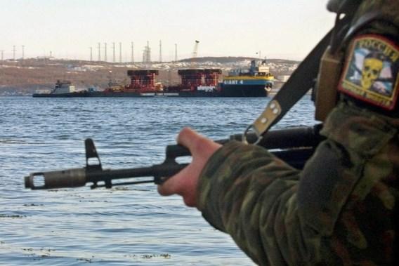 Poetin pocht over slagkracht Russische marine: 'We kunnen elke vijand klap toe brengen'