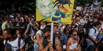 Budapest Pride is optocht tegen Orban