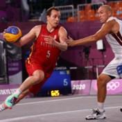 Het basket van 't straat én van 't Stad