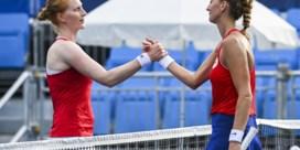 Alison Van Uytvanck stunt tegen Kvitova: 'Een van mijn mooiste overwinningen'